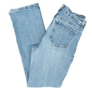 NYDJ Not Your Daughter's Jeans Straight Lift Tuck